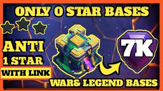 ONLY 0 STAR | TOP 8 TH14 WAR BASE WITH LINK | TOP 8 NEW POPULAR BASES TH14 +LINK MD Clash Of Clans