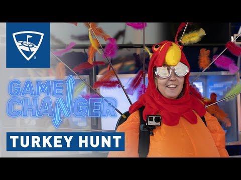 Game Changer | Season 2: Episode 6 - Turkey Hunt | Topgolf