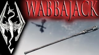 Skyrim: Daedric Artifacts Wabbajack ( The Mind of Madness quest)