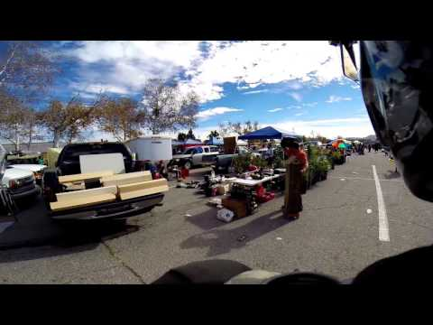 Ghetto Swap Meet Tour, Getting Jumped (almost) Story, And Public Trolls & LOL's