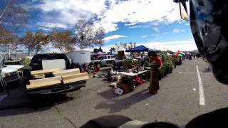 Ghetto Swap Meet Tour, Getting Jumped (almost) Story, And Public Trolls & LOL