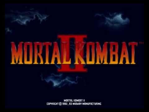 Mortal Kombat 2 - Arcade intro