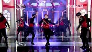 Gambar cover [Music Bank K-Chart] BOYFRIEND - JANUS (2012.11.9)