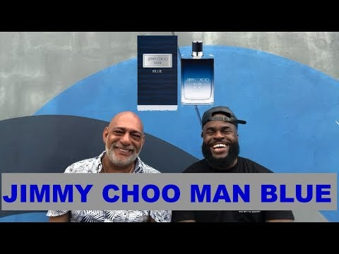 NEW Jimmy Choo Man Blue Unboxing/First Impressions Fragrance Review with BBB + GIVEAWAY (CLOSED)