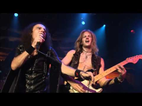 Ronnie James Dio - Man On The Silver Mountain Live Clip