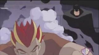 Static Shock Saves Batman & Robin