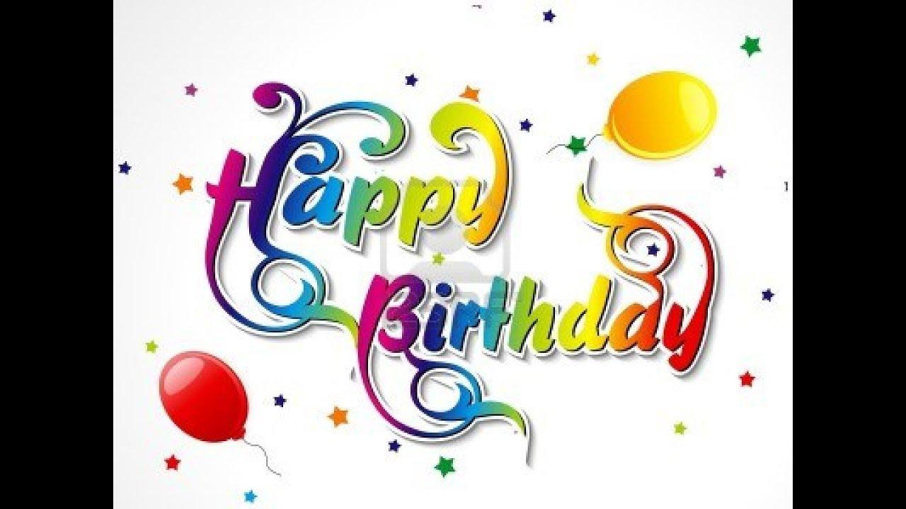 Happy Birthday Dana Big Collage Video Youtube