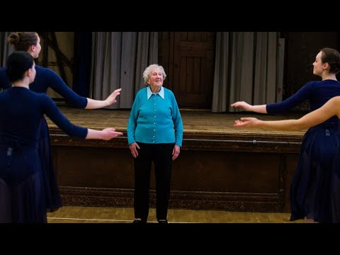 97-Year-Old Still Teaching Ballet at School She Started More Than 70 Years Ago