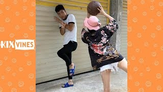 Funny videos 2018 ✦ Funny pranks try not to laugh challenge P20