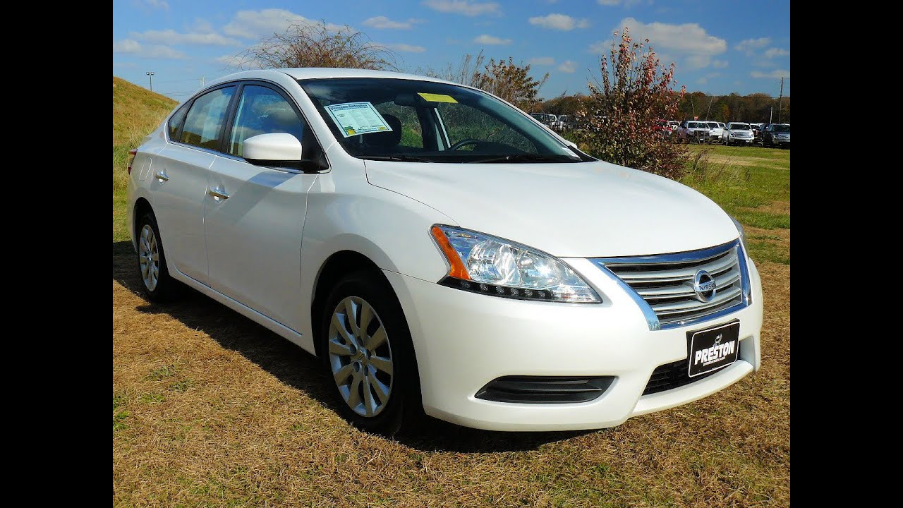 used cars for sale wilmington de 2013 nissan sentra s n400629a youtube. Black Bedroom Furniture Sets. Home Design Ideas