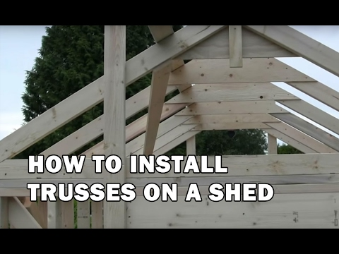 how-to-build-a-shed---how-to-install-trusses---video-6-of-15