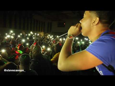 Lil Bibby Performs at Simeon's  Homecoming in Chicago