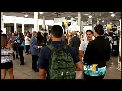 Job seekers find opportunities at Honolulu job fair