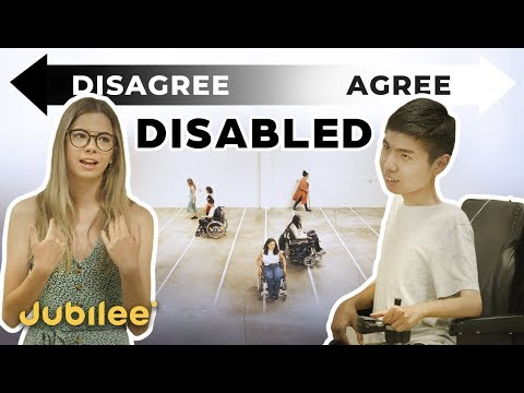 Do All Disabled People Think The Same?