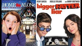 "Are ""Home Alone 5"" and ""Bigger Fatter Liar"" Sequels? (Patreon Question)"