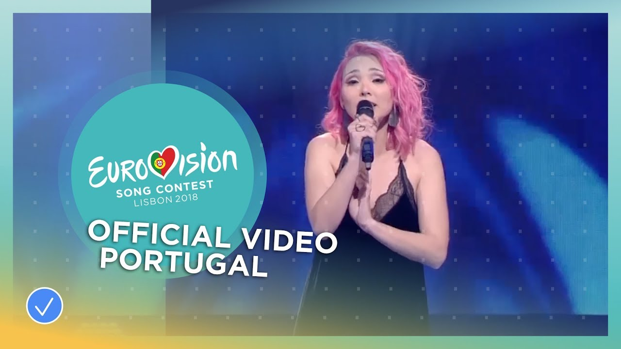 Claudia Pascoal O Jardim Portugal Official Video Eurovision 2018