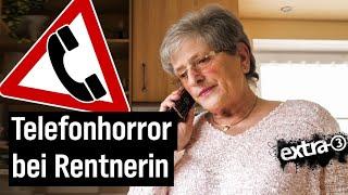 Realer Irrsinn: Rentnerin aus Ostfriesland bekommt bis zu 80 Anrufe am Tag