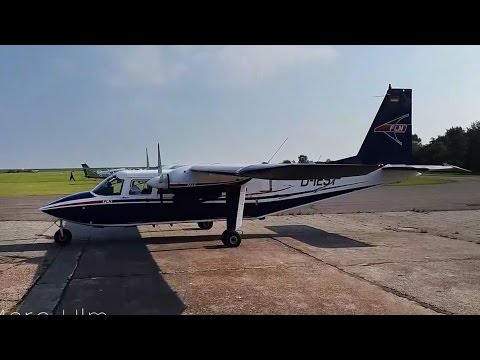 Northern Sea Plane Compilation - Britten Norman Islander, Cirrus - Start Up's and short Take Off's