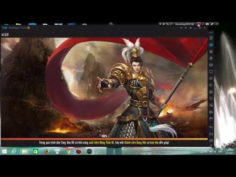 Huong Dan Cai Dat NOX Tren May Tinh De Choi Game VLTKM