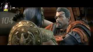 Injustice Gods Among Us 2014 Full Movie HD All Cutscenes Video Game Movie
