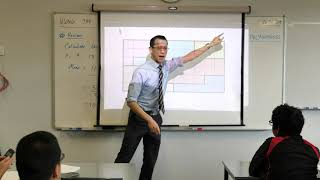 Using the Mean (2 of 2: Polyomino problem)