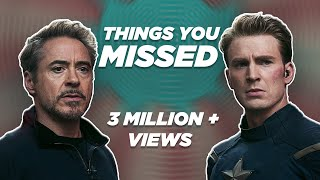 40 Things You Missed In Avengers: Endgame   HINDI   Easter Eggs   Watch With Abhi
