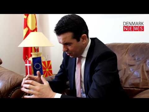 Macedonia Foreign Policy in relation to Trade, MFA Macedonia Nikola Poposki