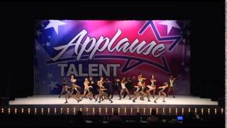 Best Ballet/Open/Acro/Gym Performance - Murfreesboro, TN 2015