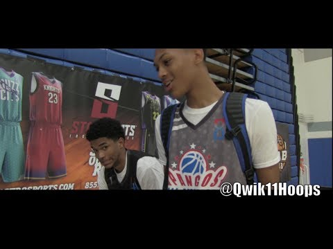 WHICH CIRCUIT Adidas Nike Under Armour IS THE BEST Darius Bazley Darius Days Anfernee Simons Debate