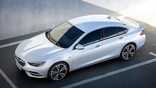 Opel Insignia Grand Sport 4x4 - Exterior and interior | 2017