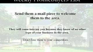 New Homeowner Mailing Lists  Alotm. Richmond Va Orthodontist Credit Rating Search. Drafting Degrees Online Green Tiled Bathrooms. Commercial Photovoltaic Systems. Storage Units Orlando Fl E Marketing Strategy