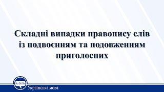 Урок 19. Українська мова 10 клас