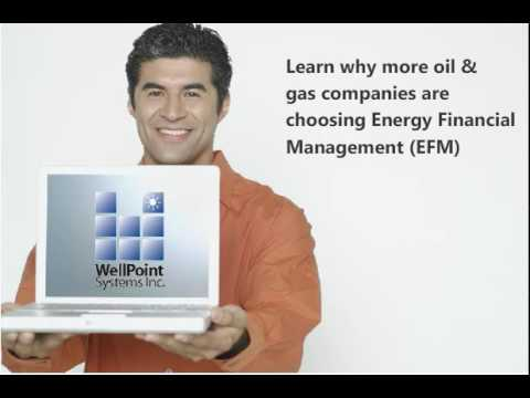 WellPoint Energy Financial Management for Oil & Gas Industry