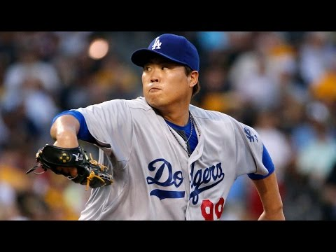 Hyun Jin Ryu 2014 Highlights