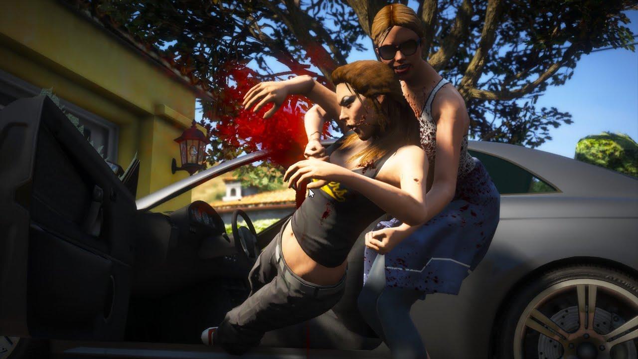 Download GTA 5 RAGDOLL DEATHS #18 CAR JACKING 2