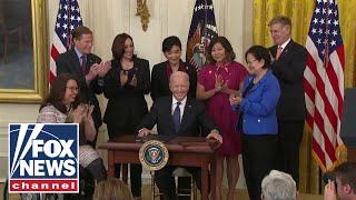 'Silence is complicity': Biden signs COVID-19 Hate Crimes Act into law