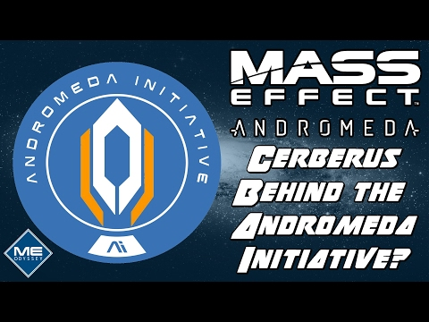 Is Cerberus Behind the Andromeda Initiative? For & Against Theory - Mass Effect Andromeda