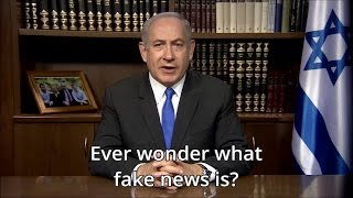 Ever wonder what fake news is?