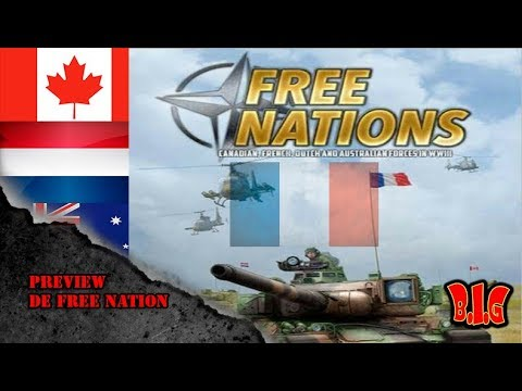 [Team yankee] Preview de Free nation !