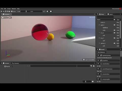 Real-Time Simulation Of Balloons With NVIDIA RTX