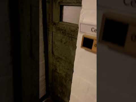 Prison sound installation tour Leicester