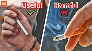 10 LATEST TECHNOLOGY INVENTIONS ▶ Smart Cigarette You Must Have