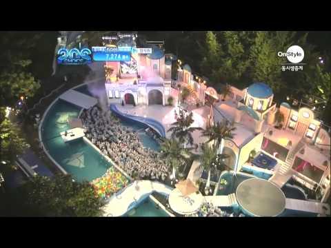 Fx Hot Summer @ Mnet 20s Choice Live