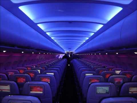 6 hours of airplane cabin sound for sleep