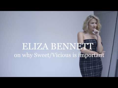 Eliza Bennett on why SweetVicious is important
