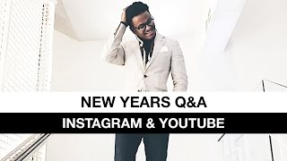 New Years Q&A