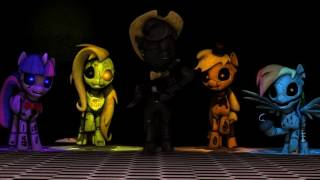 Repeat youtube video [SFM] Rainbow Factory - Wooden Toaster [MLP FNAF]