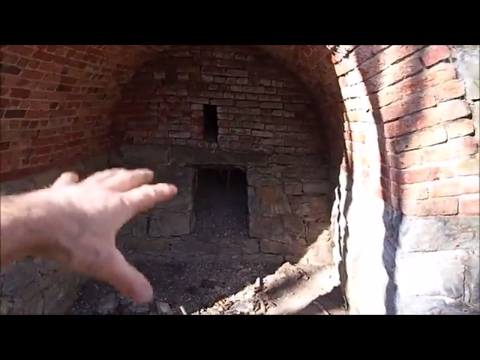 Exploring Abandoned Industry: Beware the Lime Kiln Pit Of No Return