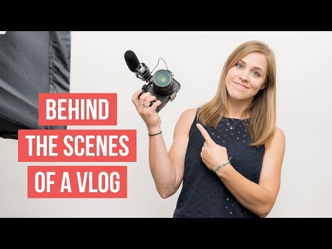 How To Make A DIY Video (Vlog By Yourself)