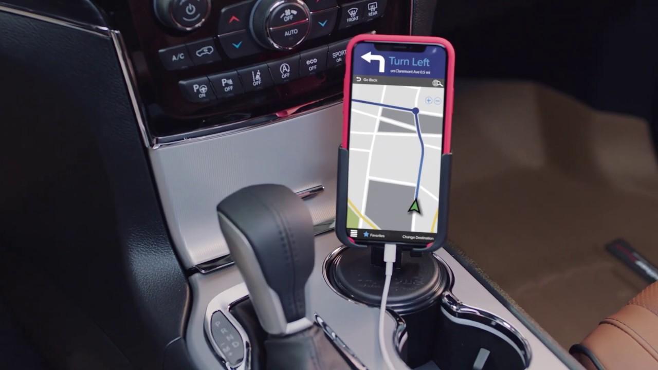 Universal Portable Cell Phone Holder - CupFone | WeatherTech